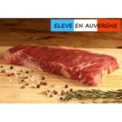 Steaks de Faux-filet de bison 100% français
