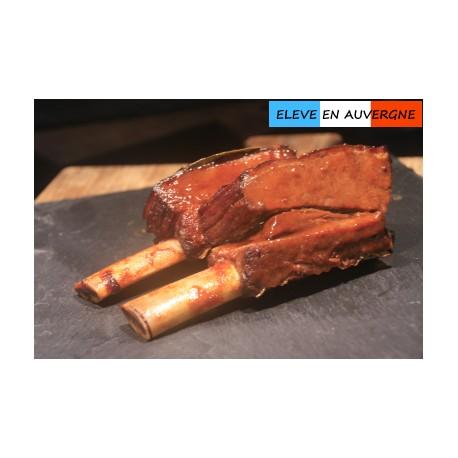 Ribs de Bison précuit à basse température