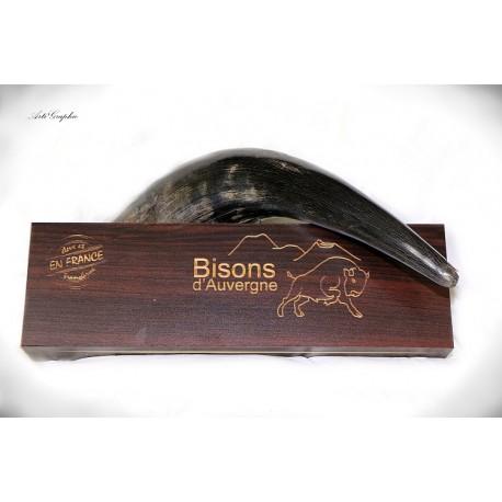 Coffret cadeau - Bisons d'Auvergne