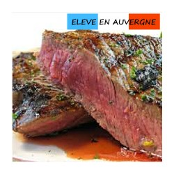 Steaks de bison (tranche, macreuse)