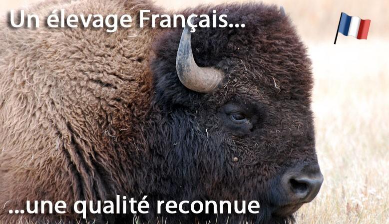un élevage français...une qualité reconnue